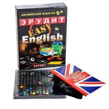 Настольная игра Эрудит Easy English